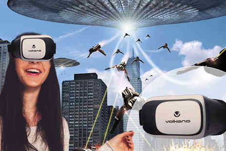 Matrix Media - 3D Virtual Reality Smartphone Headset - Save 25%