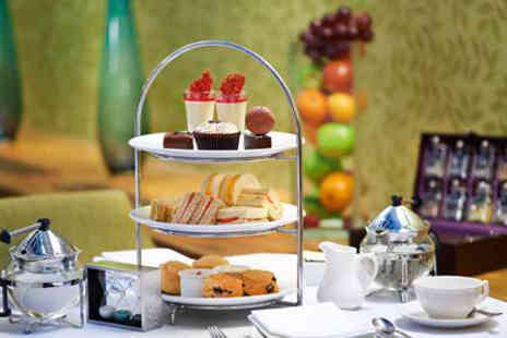 the Hilton London Green Park - Afternoon Tea for Two - Save 35%