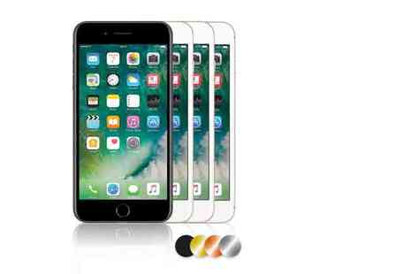 The Smartphone Company - iPhone 7 Plus 32GB with month contract with unlimited UK minutes and texts and 6GB of data plus Delivery Included - Save 0%