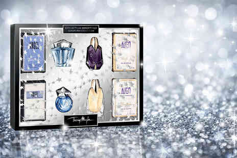 Deals Direct - Thierry Mugler miniature fragrance collection - Save 32%