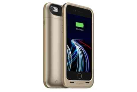 Groupon Goods Global GmbH - Mophie Juice Pack Ultra Compact Battery Case for iPhone 6, 6s With Free Delivery  - Save 62%