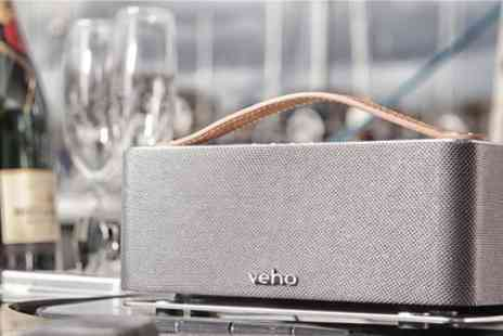 Groupon Goods Global GmbH - Veho M6 Bluetooth Speaker With Free Delivery - Save 70%