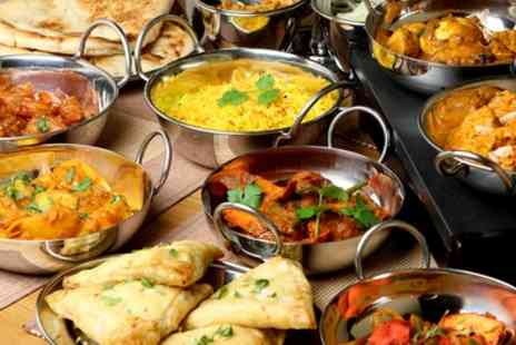 Claudias Kitchen - Indian Curry Night with Wine or Beer on 3 To 31 October - Save 73%