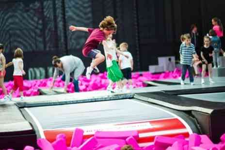 Freedog - Trampoline Access for Terrifying Toddlers Halloween Event October 31st - Save 29%