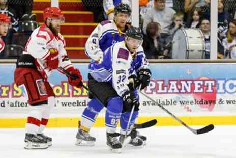 Peterborough Phantoms - Peterborough Phantoms v Hull Pirates Entry for Child, Adult or Family - Save 50%