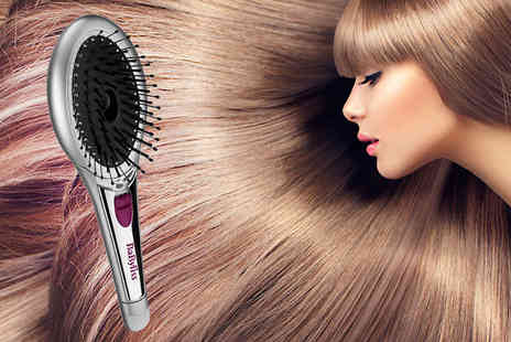 Trizinga - Babyliss HB50U Ionic Brush - Save 0%