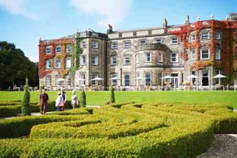 Nidd Hall Hotel - Deluxe 3 Night Break near Harrogate including Meals - Save 0%