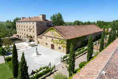 Hacienda Zorita Wine Hotel & Spa - Luxury Wine Hotel Stay near Salamanca with Tasting - Save 0%