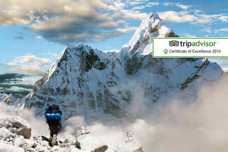 Himalayan Scenery Treks & Expedition - 15 day trip to Nepal with Everest Base Camp trek - Save 64%