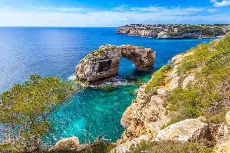 Weekender Breaks - Three, five or seven night all inclusive Majorca break with flights - Save 37%