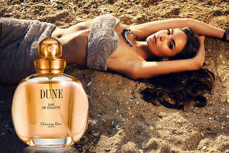 Deals Direct - 30ml Christian Dior Dune eau de toilette - Save 49%
