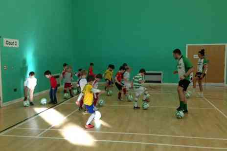Football Superstars - Childrens Football Three or Five Classes with Football Superstars - Save 43%