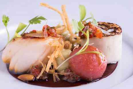 Bodnant Welsh Food - Seven Course Tasting Menu with Optional Matching Wines for Two - Save 40%
