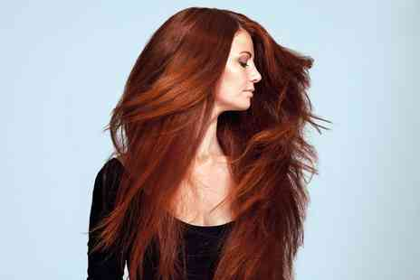 The Heavens Salon - Wash, Cut, Blow Dry and Conditioning Treatment - Save 0%