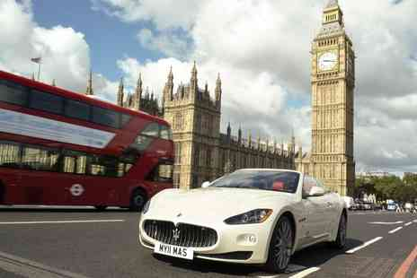 GT Rush - One or Two Hour Maserati Driving Experience - Save 40%