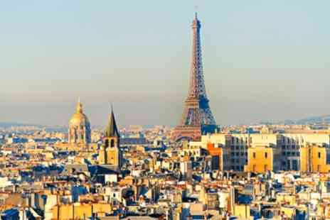 Short Break - Paris Day Trip with Eurostar Ticket and River Cruise with Options for Up to 3 Night Hotel Stay and Montparnasse Entry - Save 0%