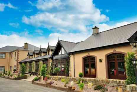 Mulroy Woods - One, Two or Three Nights Stay for Two with Prosecco, Chocolates and Late Check Out - Save 0%