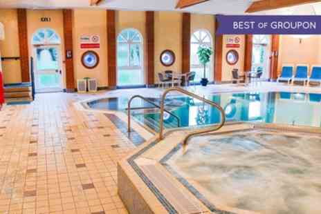 Hogs Back Hotel & Spa Farnham - One or Two Nights Stay for Two with Breakfast, Dinner, Drink and Health Club Access - Save 0%