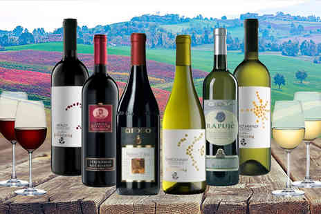 Smeda Wines - Six Bottles of Italian Mixed Taster - Save 0%