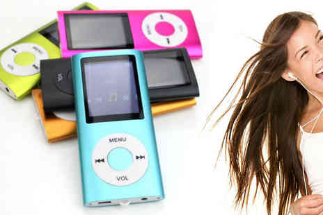Hc Electronics Technology - 8GB MP4 Player Five Colours - Save 57%