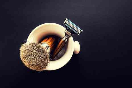 Dacian Hair Salon - Hot Towel Shave - Save 0%
