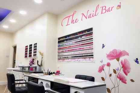 The Nail Bar - Pedicure Treatments - Save 0%