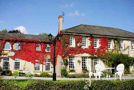Newydd Country House hotel - Wales Country House Stay with Meals - Save 33%
