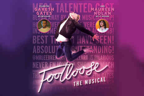 ATG Tickets - Tickets to Gareth Gates in Footloose on 11th to 13th October - Save 36%