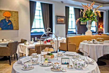 Avista Restaurant & Bar - Afternoon tea for two with a glass of Prosecco each - Save 61%