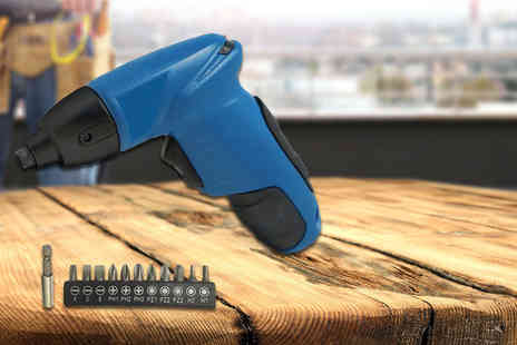 TLD Marketing - Electric drill - Save 87%