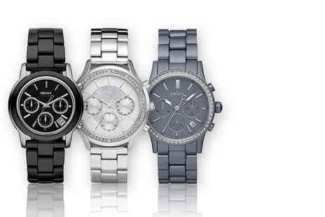 Idealdeal - DKNY ladies watch choose from six designs - Save 58%