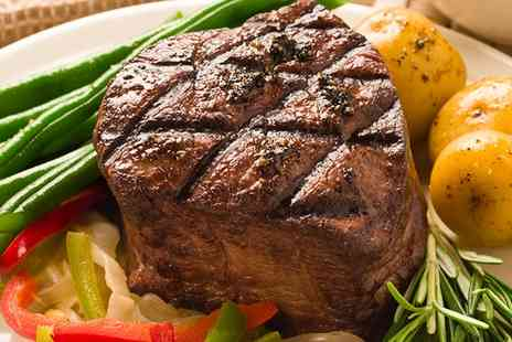 The Old Inn - Chateaubriand with Sides for Two - Save 50%