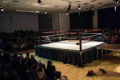 Leicester Championship Wrestling - Leicester Championship Wrestling Child, Adult  or Family Entry, Choice of Date - Save 40%