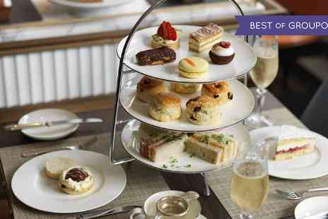 The Athenaeum - Champagne Afternoon Tea for Two - Save 46%