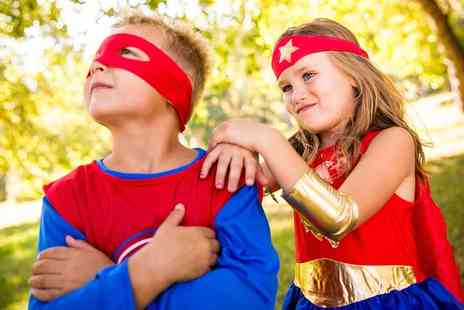 Urban Makeovers - Childrens Princess or Superhero Photoshoot - Save 91%