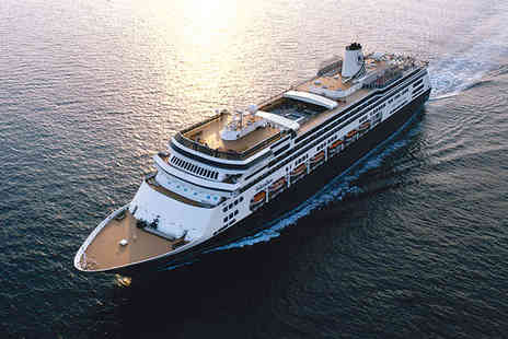 MS Volendam - Two nights Stay in a Standard Room in Hong Kong Hotel - Save 35%
