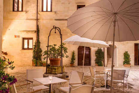 Palazzo Viceconte - Four Star 3 nights Stay in a Junior Suite - Save 69%