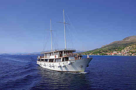 Dubrovnik & Croatian Islands Cruise - Seven nights Stay in an Under Deck Stateroom - Save 33%
