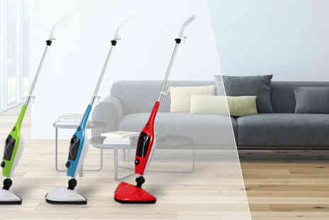 Home Decor Online - 10 in 1 Steam Mop - Save 0%