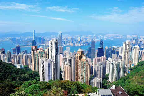 Holiday Search 247 - Seven night luxury Hong Kong stay with flights - Save 33%