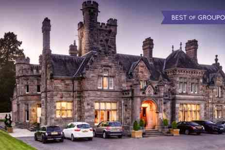 Mansion House Hotel - Up to 3 Nights Stay for 2 with Breakfast, Spa Access and Credit Towards Dinner - Save 47%