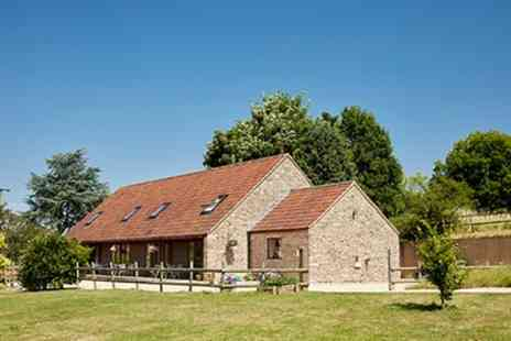 By The Byre Cottages and Lodges - Three to Five Nights Stay in Cottage or Lodge for Up to Six By the Byre Holidays Near Longleat - Save 30%