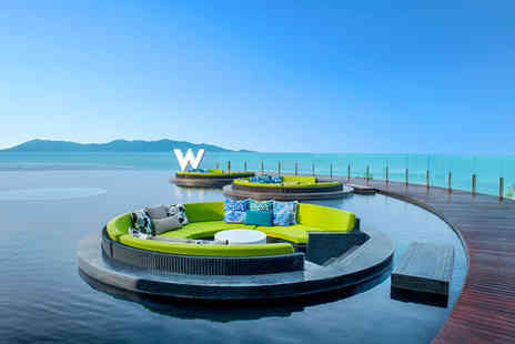 W Retreat Koh Samui - Five Star 10 nights Stay in a Tropical Oasis Private Pool Villa - Save 62%