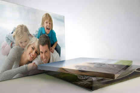 Perfect Picture Canvas Prints - Personalised Canvas Prints of A1, A2 or A4 - Save 52%