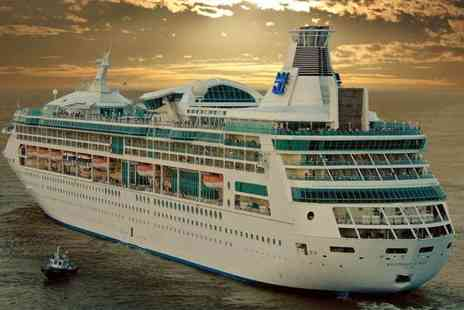 Book In Style - Orlando trip, eight night full board Caribbean cruise & flights - Save 0%