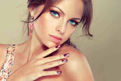 Sam Church Hair - Shellac manicure and pedicure - Save 50%