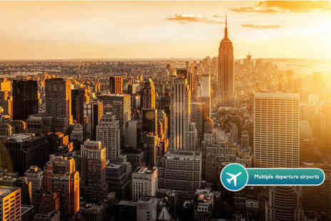ClearSky Holidays - Eight night New York, Las Vegas and Los Angeles break with all flights - Save 46%