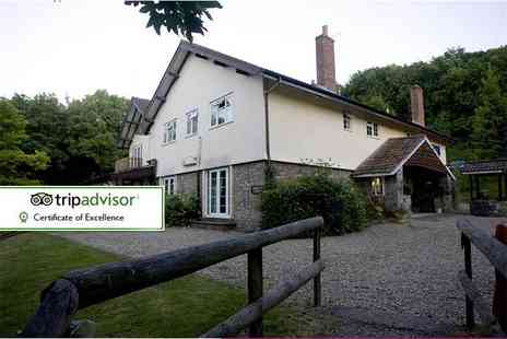 Lyncombe Lodge Hotel - Somerset stay for two with full English breakfast - Save 69%