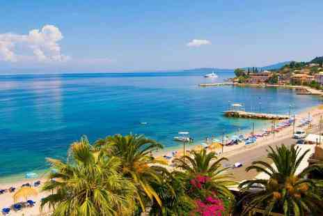 ClearSky Holidays - Three, Four, Five or Seven night all inclusive 4 Star Corfu escape with flights - Save 0%