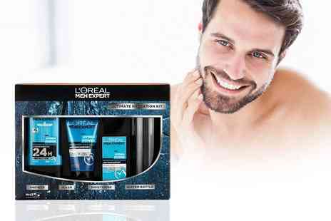 Orion GB - LOreal Men Expert Hydra Power gift set  - Save 58%